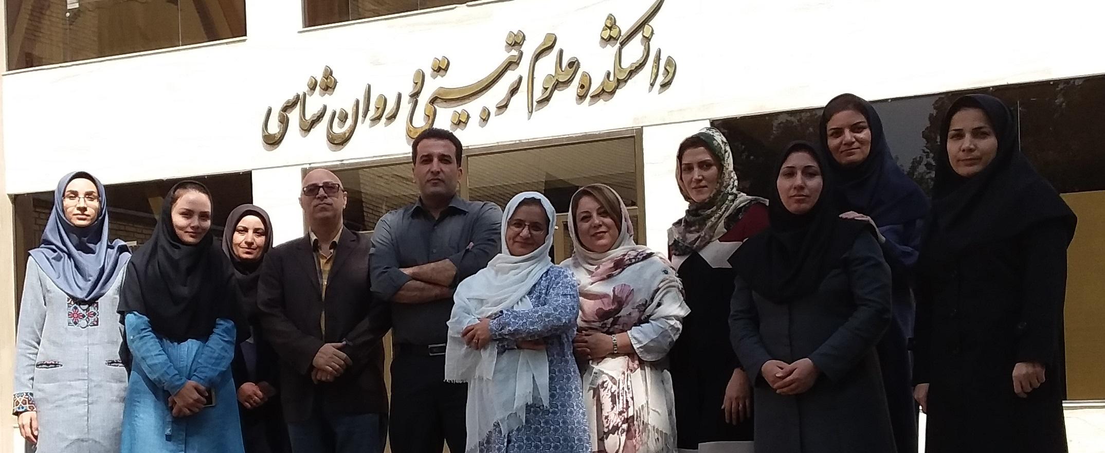 """برگزاری ششمین دوره مهارتی """"ارزیابی جامع کارکردهای عالی شناختی مغز"""" در دانشگاه فردوسی مشهد"""