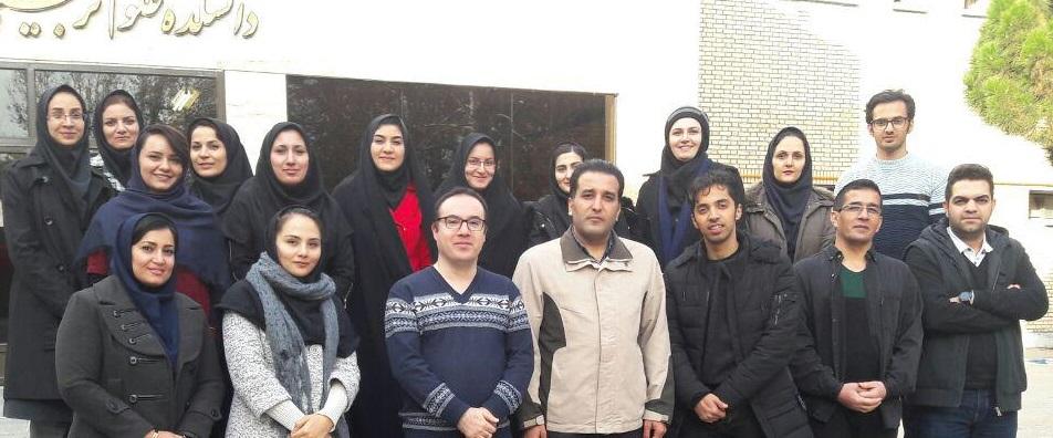 برگزاری پنجمین کارگاه نوروسایکولوژی بالینی و توانبخشی شناختی در دانشگاه فردوسی مشهد
